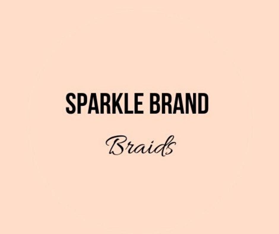 Sparkle Brand Braids
